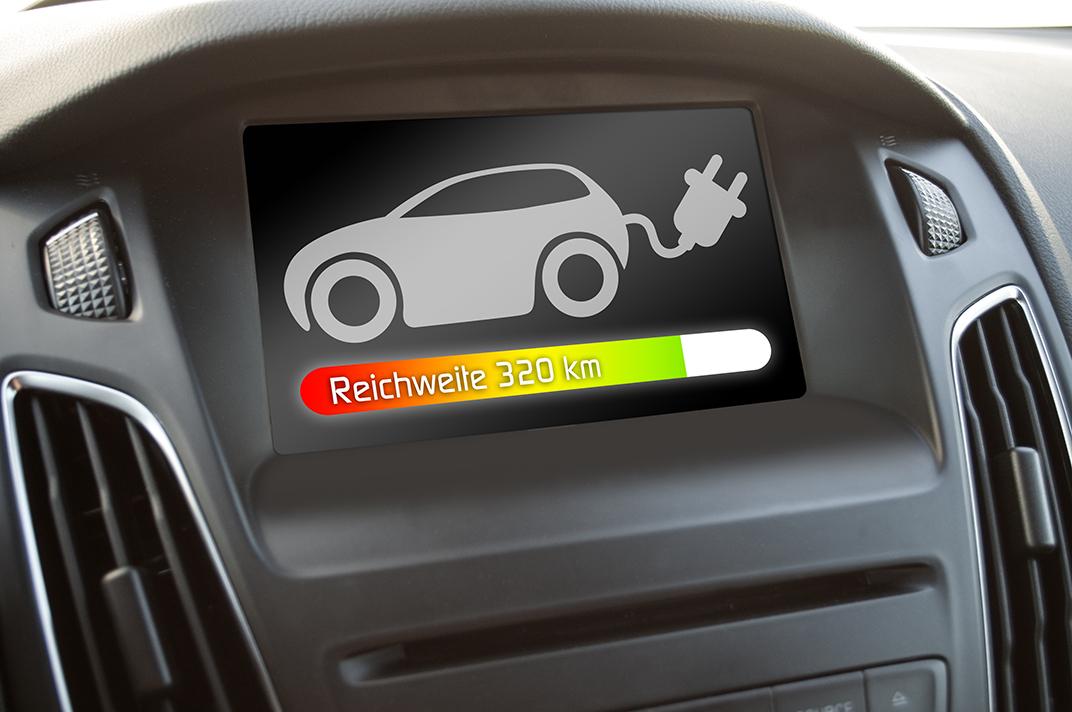 Elektromobilität und Reichweite