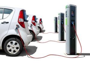 Ladestationen und Stellplätze für Elektrofahrzeuge