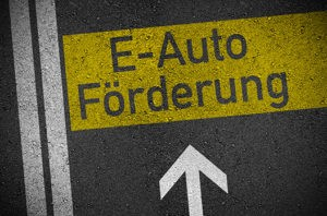 Förderung Hybridfahrzeug